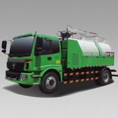 福田 普罗科环境装备 吸污车