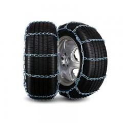 汽车轮胎防滑链SUV铁链轿车越野车卡车货车皮卡金属合金防滑链条 1150