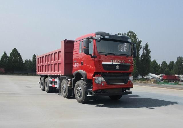 豪沃燃油6*4自卸车/N0BAZ36-载重