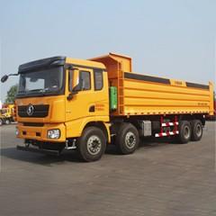 陕汽重卡 德龙X3000 矿用加强版 430马力 6*4  6米自卸车
