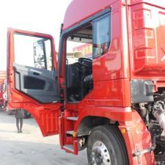 陕汽重卡 德龙X3000 350马力 8X2载货车底盘