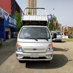凯马 锐航X3 110马力 4X2 3.95自卸车