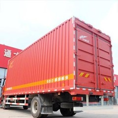 一汽解放 J6L中卡 质惠版 180马力 7.7米厢式载货车