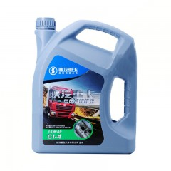 陕汽重卡润滑油15W-40柴油CI4发动机原厂机油4L