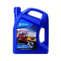 陕汽重卡润滑油15W-40柴油CF发动机原厂机油4L