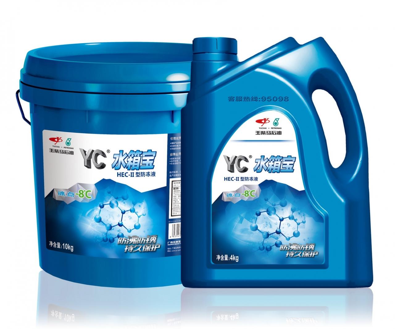 玉柴 YP219224-1 YC 防冻液-25℃ 1*4kg